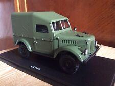 GAZ 69  car of USSR  1:24 Hachette Collections