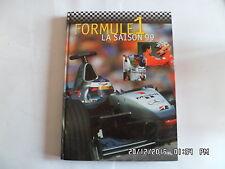LIVRE FORMULE 1 LA SAISON 99 EDITIONS MIXING     I105