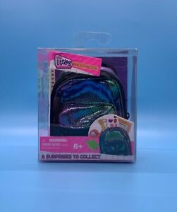 REAL Littles Mini Backpack (Metallic Rainbow) with 6 tiny surprises - NEW!