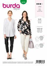 Burda Sewing Pattern 6278 Tops 36-46
