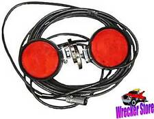 MAGNETIC TOW LIGHTS - WRECKER TOW TRUCK, CAR HAULER CARRIER - COMMERCIAL GRADE