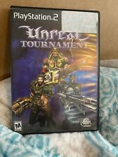 Unreal Tournament (Sony PlayStation 2, 2000) *tested*