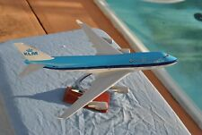 47cm New 1/160 KLM Airlines Boeing 747-400 Livery Resin Model Plane FREE POSTAGE