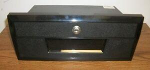 Attwood 26381 Glove Box Boats w/ Key Black 23-26381