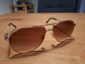 Montblanc Sonnenbrille Pilotenbrille