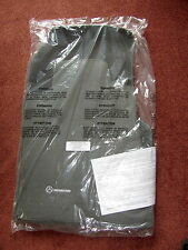 "NEW GENUINE MERCEDES OEM W140 S CLASS ""GREY"" CARPET FLOOR MATS '91-'99 S500 LWB"