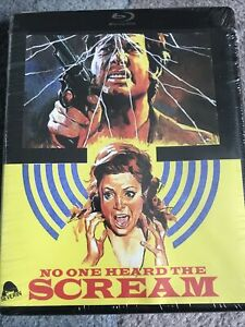 No One Heard The Scream Blu Ray Giallo Severin Region Free