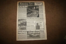 Motoring News 8 May 1975 Rally Dolomite Test Spa 1000kms Magny Cours F2 AMOC