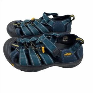 Keen Big Kid Newport Sandals 2 Green