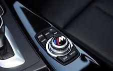 29mm Car Multimedia button Sticker emblem Decals Decoration M Logo Fit For BMW