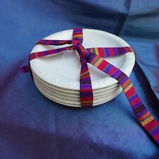 Rosenthal Maria Weiß 6 Unterteller für Suppentassen 18 cm