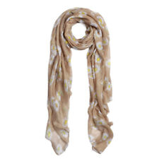 Premium Daisy Floral Fashion Scarf Wrap - Different Colors Available
