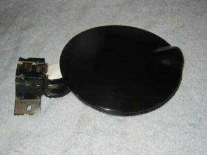 SAAB 9-3 Convertible Gas Cap Lid Black Fuel 1999 - 2003