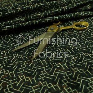 Brown Golden Colour Uniform Small Pattern Shiny Velvet Curtain Upholstery Fabric