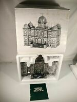 """Department 56 Christmas in the City Series """"Capitol"""" Heritage Village Collection"""
