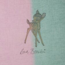 Codello Disney LOVE BAMBI SCHAL M. STRASS GRÜN -Codello Disney Scarf LOVE BAMBI
