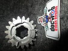 KTM SXF250 2009-2012 Neuf OEM SXS Factory 3rd RENVOI GEAR 77033013200 kt5574