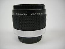Sigma Tele-Macro MC 2x-1:1 Converter for Canon w/ caps