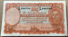 australia 10 shillings - sheenan mcfarlane - circ
