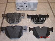 BMW E70 X5 E71 X6 Genuine Rear Brake Pads,Pad Set 3.0si 35ix xDrive NEW 07-13