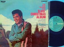 Elvis Presley OZ Reissue LP Elvis Christmas album EX '72 RCA OCL2428