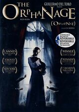 NEW HORROR DVD/ THE ORPHANAGE - Guillermo del Toro -Geraldine Chaplin, Belén Rue