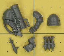 Warhammer 40K Space Marines Tactique mise à niveau de Carotte lance-missiles