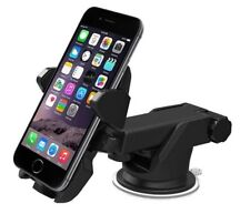 360° Universal In Car Dashboard Suction Windscreen Holder Extends Phone GPS