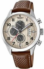New Festina Chronograph Sport f20271/2 Men's Chronograph  sporty Watch