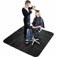 DMI HAIRDRESSING FLOOR PROTECTOR MAT DURABLE PVC MATERIAL ANTI-SLIP ANTI-FRAY