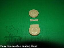 MiniArm 1:35 MT-LB 2S Gvozdika Road Wheel Set for SKIF Kit B35010*