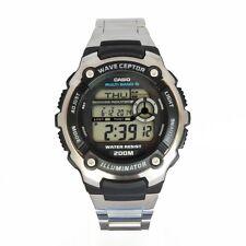 Casio wv-200de -1 aver Wave Ceptor de radio reloj hombre nuevo y original
