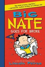 Big Nate Series: Big Nate Goes for Broke by Lincoln Peirce (2016, Paperback)