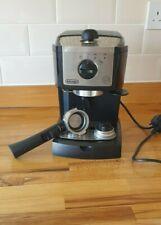 MACCHINA per il caffè espresso De 'Longhi con Latte Schiumatore.