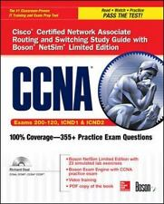 CCNA Cisco Certified Network Associate Routing and Switching Study Guide [Exams