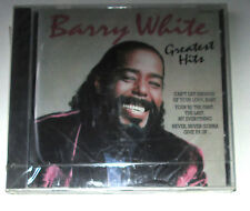 #  BARRY WHITE - GREATEST HITS   -  CD NUOVO SIGILLATO -
