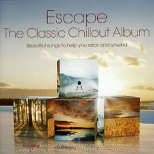 Escape - The Classic Chillout Album [2-CD] NEU+UNGESPIELT-MINT!