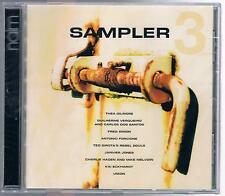 NAIM SAMPLER VOL. 3 CD SIGILLATO!!!