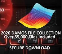 2020 Huge Collection of Quality Damos .OLS Chip Tuning Files - Over 35,000 Files
