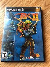 Jak II (Sony PlayStation 2, 2003) PS2 Cib H3