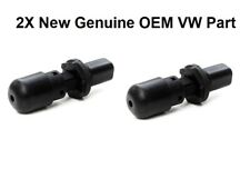2X NEW OEM VW SCIROCCO 2009-2014 REAR TAILGATE ADJUSTABLE STOP BUFFER 1K8827761D