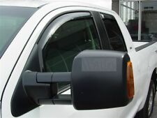 In-Channel Wind Deflectors: 2007-2020 Toyota Tundra Double Cab