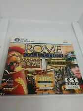 Rome: Collection (PC DVD, 2013) NEW