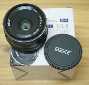 Meike 25mm f1.8 for Fuji X-mount