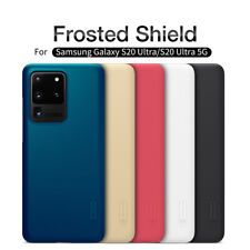 Nillkin For Samsung Galaxy S20 S20+ Ultra Matte Frosted Shield Back Case Cover