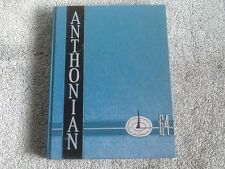 """St. Anthony High School Yearbook 1964, Long Beach CA - """" ANTHONIAN"""""""