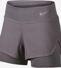 Women's Nike Flex Eclipse 2 in 1 Running Shorts Dri Fit S, M, L AQ5420-056