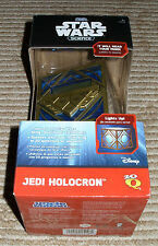 Star Wars Science Jedi Holocron! Uncle Milton! 20 Questions, Light Up! New!