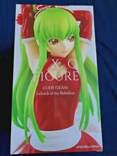 Banpresto EXQ Code Geass Lelouch of the Rebellion C.C. Apron Style Figure C2 Red