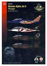 Wingman Models Decals 1/48 DORNIER ALPHA JET A Portuguese Air Force